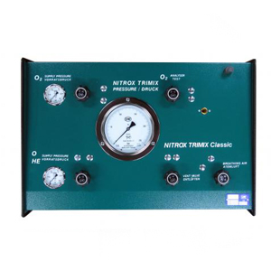 Nitrox mengpaneel Trimix Classic