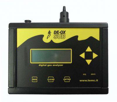 Analyzer DE-OX® SUB Zuurstof