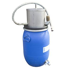 Condensaatvat 60 liter