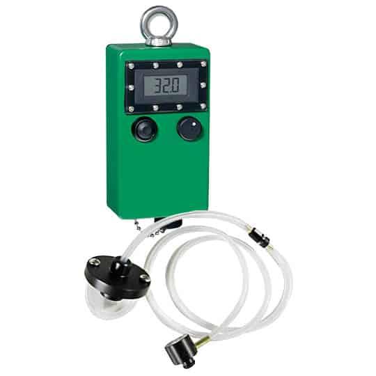Analyzer zuurstof Alpha-1