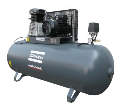 Persluchtketel 250 liter