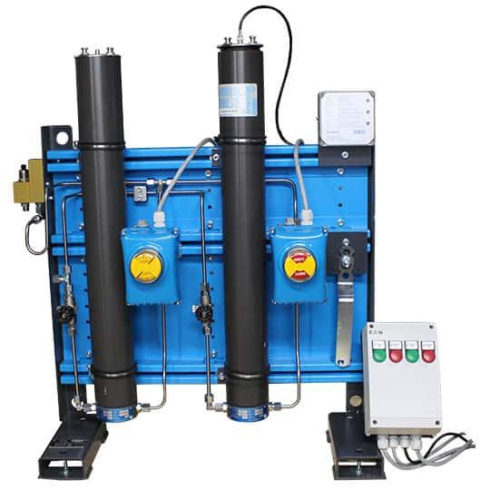 Filtersysteem P-61-D