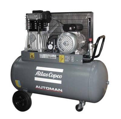 Atlas Copco CAM-390-10-E-2,2-100 Open