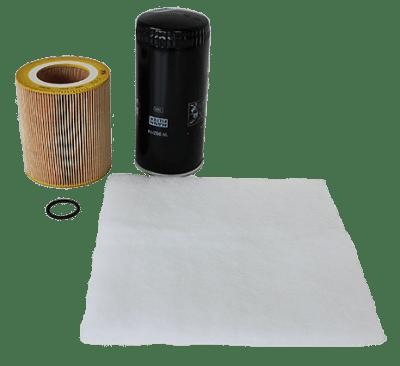 Filter kit GA 11-18 Plus