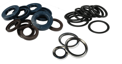 O-rings, oil seals and seals