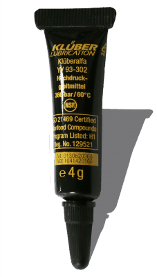 Oxygen and nitrox resistant grease