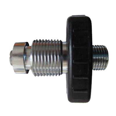 Filling adapter safety connection 200 Bar
