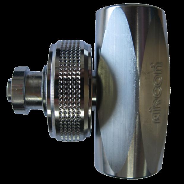 Vuladapter T-stuk DIN 230 Bar