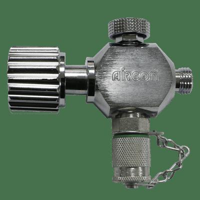 Vuladapter Al-Slang-Zuurstof ontluchting