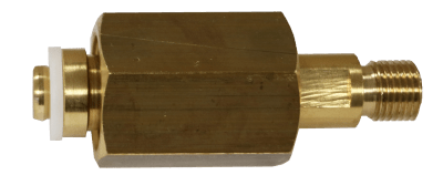 Vuladapter Helium ¼