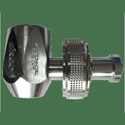 Vuladapter 200 Bar – Haaks