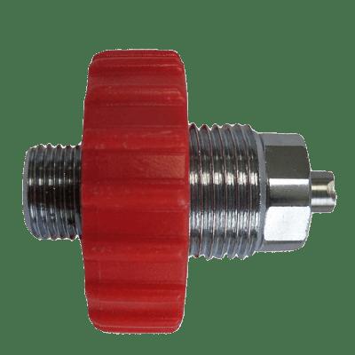 Filling adapter DIN 300 Bar