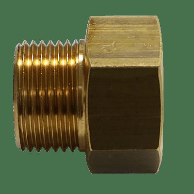 Adapter Stikstof-Helium