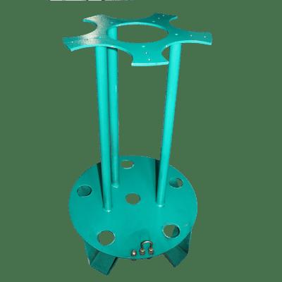 Buffercilinder carousel