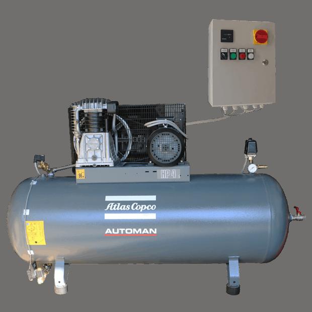 Atlas Copco Automan 366