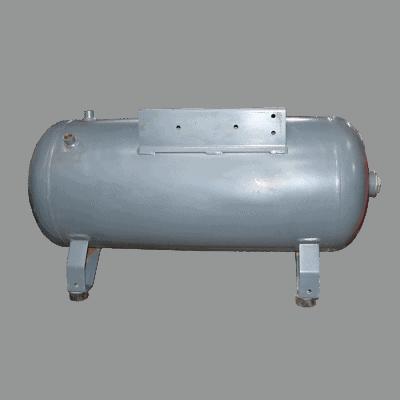 Ketel 90 liter grijs