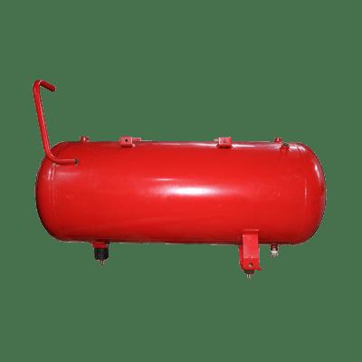 Ketel 100 liter rood