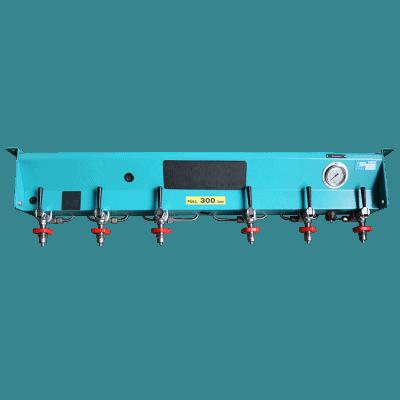 Filling panel 300 Bar