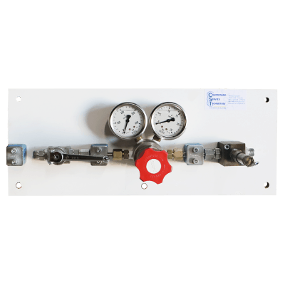 Reduceerpaneel 400 – 0-25 Bar