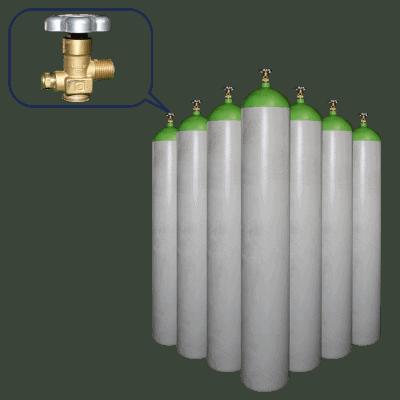 Buffercilinders 55 liter