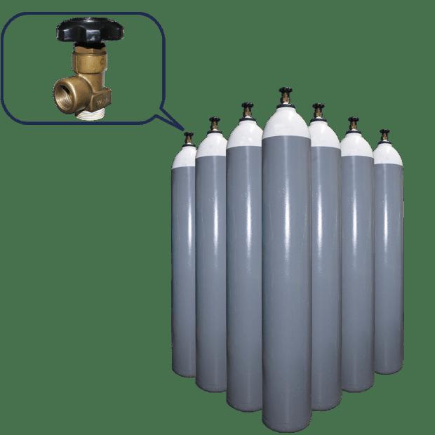 Buffer cylinders 50 liter