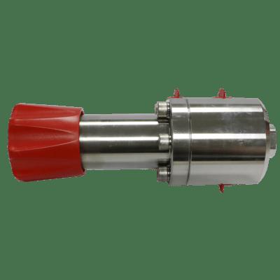 Reduceer 400-14-1/2-RVS