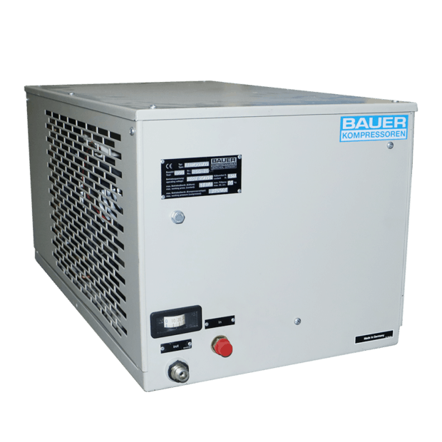 Koeldroger Bauer Airkool V008