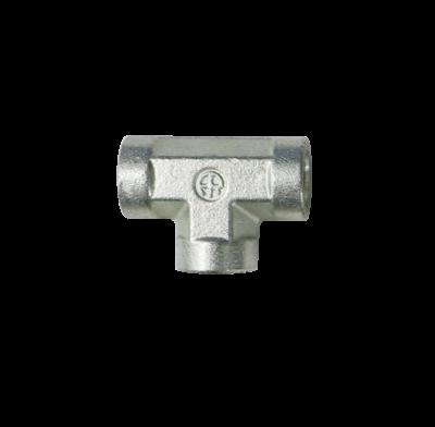 T-piece coupling 1/4 BI-S