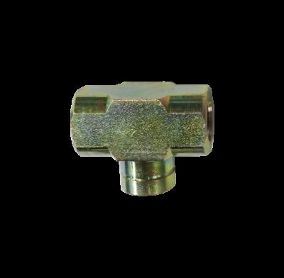 T-piece coupling 3/8 BI-HD