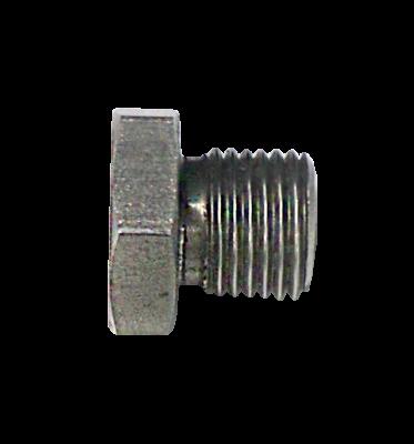 Blind plug HDL-6K-1/4