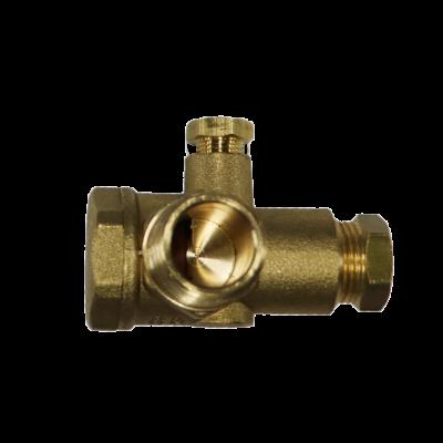 Non-return valve 10 MM-1/2