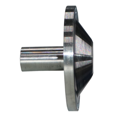 Non-return valve plate
