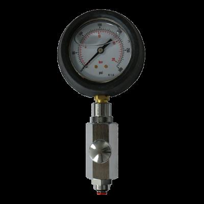 Testdrukmanometer tot 300 Bar