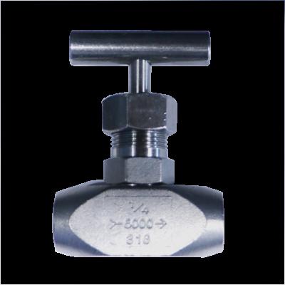 Needle tap 350B-1/4-O2