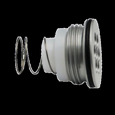 Non-return valve set